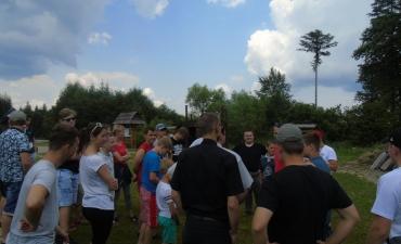 Obóz ministrancki w Bieszczadach_105