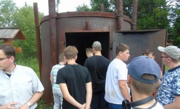 Obóz ministrancki w Bieszczadach_109