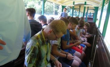 Obóz ministrancki w Bieszczadach_125