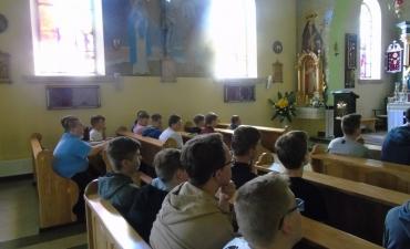 Obóz ministrancki w Bieszczadach_17