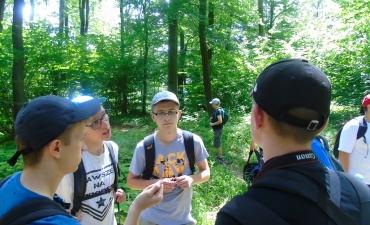Obóz ministrancki w Bieszczadach_37