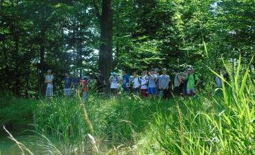 Obóz ministrancki w Bieszczadach_41