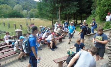Obóz ministrancki w Bieszczadach_45