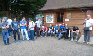 Obóz ministrancki w Bieszczadach_48
