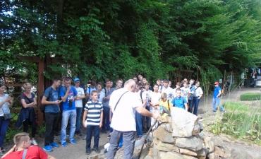 Obóz ministrancki w Bieszczadach_51