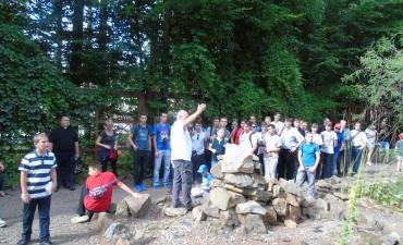Obóz ministrancki w Bieszczadach_52