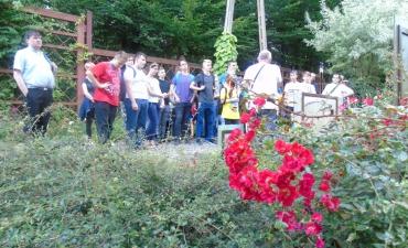 Obóz ministrancki w Bieszczadach_56