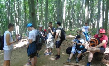 Obóz ministrancki w Bieszczadach_65