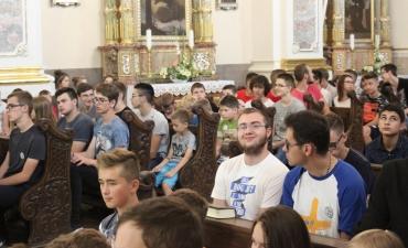 Pielgrzymka LSO na Górę św. Anny_11