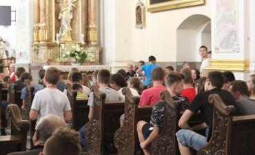 Pielgrzymka LSO na Górę św. Anny_13