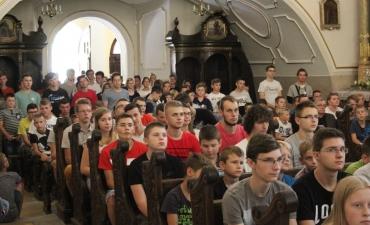 Pielgrzymka LSO na Górę św. Anny_23
