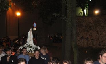 Pielgrzymka LSO na Górę św. Anny_248