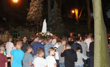 Pielgrzymka LSO na Górę św. Anny_260