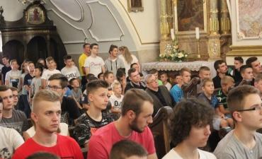 Pielgrzymka LSO na Górę św. Anny_26
