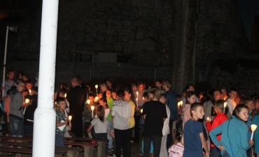 Pielgrzymka LSO na Górę św. Anny_276
