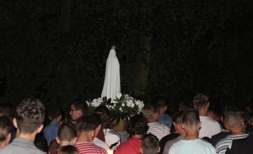 Pielgrzymka LSO na Górę św. Anny_284