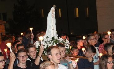Pielgrzymka LSO na Górę św. Anny_294