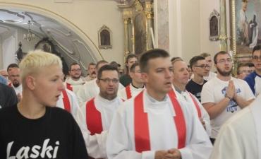 Pielgrzymka LSO na Górę św. Anny_31