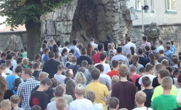 Pielgrzymka LSO na Górę św. Anny_360