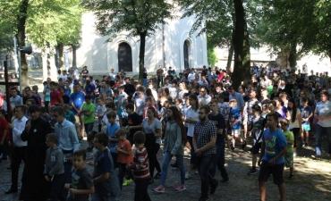 Pielgrzymka LSO na Górę św. Anny_368