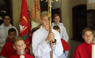 Pielgrzymka LSO na Górę św. Anny_425