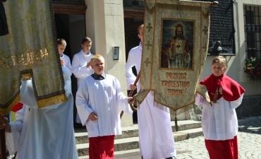 Pielgrzymka LSO na Górę św. Anny_430