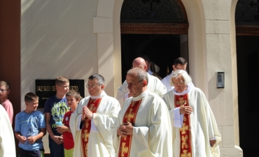 Pielgrzymka LSO na Górę św. Anny_443