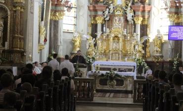 Pielgrzymka LSO na Górę św. Anny_44