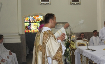 Pielgrzymka LSO na Górę św. Anny_499