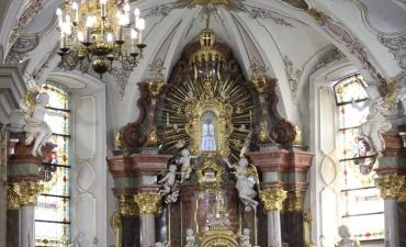 Pielgrzymka LSO na Górę św. Anny_52
