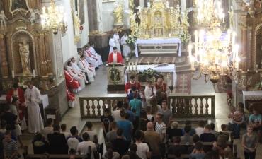 Pielgrzymka LSO na Górę św. Anny_62