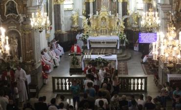 Pielgrzymka LSO na Górę św. Anny_63