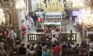 Pielgrzymka LSO na Górę św. Anny_65