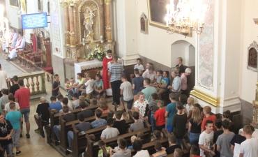 Pielgrzymka LSO na Górę św. Anny_66