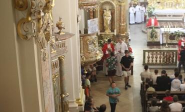 Pielgrzymka LSO na Górę św. Anny_67