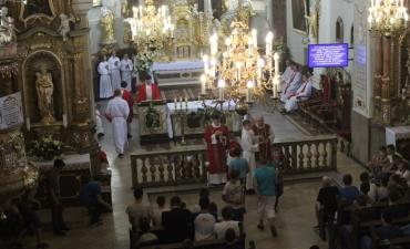 Pielgrzymka LSO na Górę św. Anny_69
