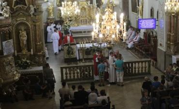 Pielgrzymka LSO na Górę św. Anny_70
