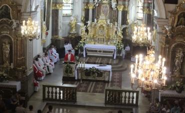 Pielgrzymka LSO na Górę św. Anny_80