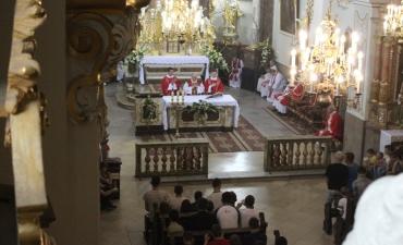 Pielgrzymka LSO na Górę św. Anny_81