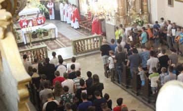 Pielgrzymka LSO na Górę św. Anny_82